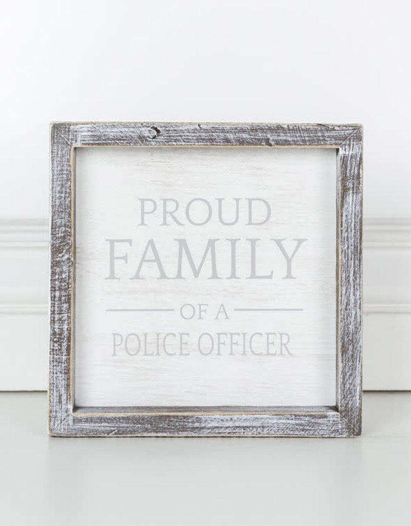 Adams & Co Proud Family - Police Officer