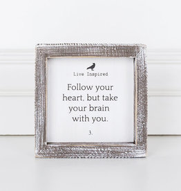 Adams & Co Live Inspired: Follow Your Heart