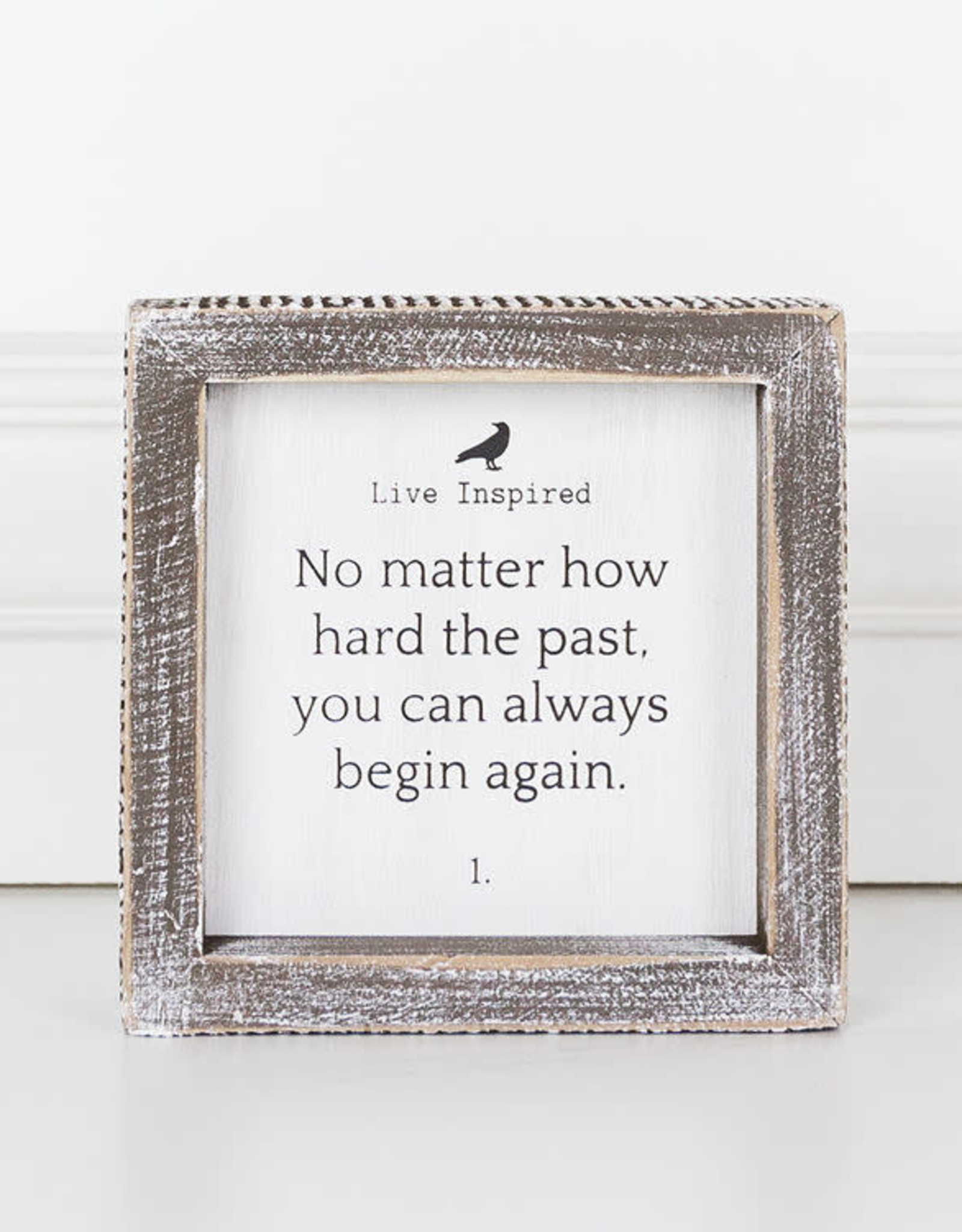 Adams & Co Live Inspired: No Matter How Hard