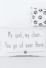 Adams & Co My Spot, My Chair Pillow