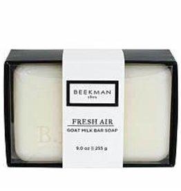 Beekman 1802 Fresh Air 9oz Goat Milk Bar Soap