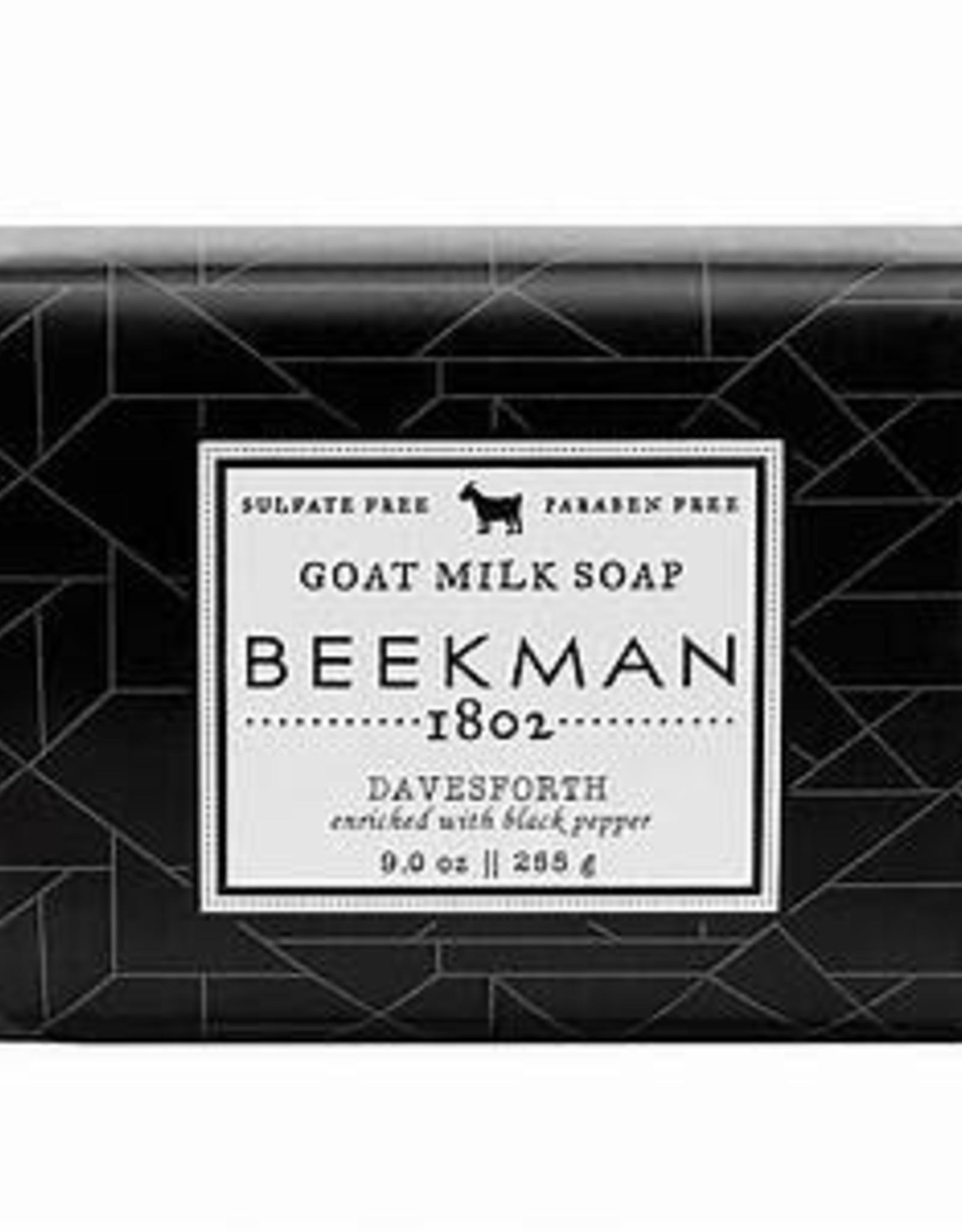 Beekman 1802 Davesforth 9oz Goat Milk Bar Soap