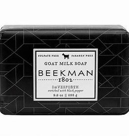 Beekman 1802 Davesforth 9oz Goat Milk Bar Soap
