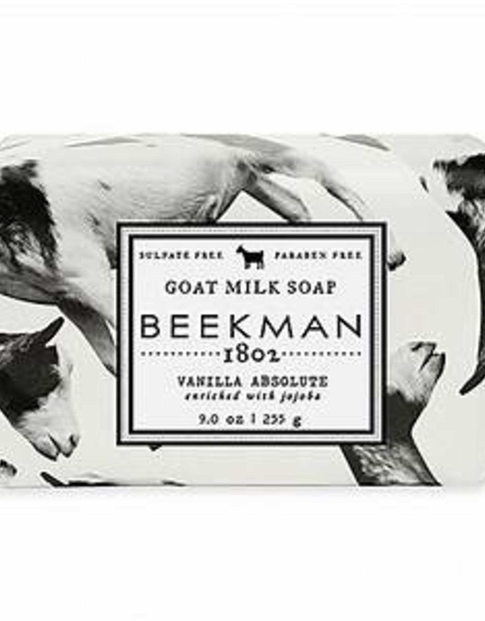 Beekman 1802 Beekman 1802 Vanilla Absolute 9oz Bar Soap