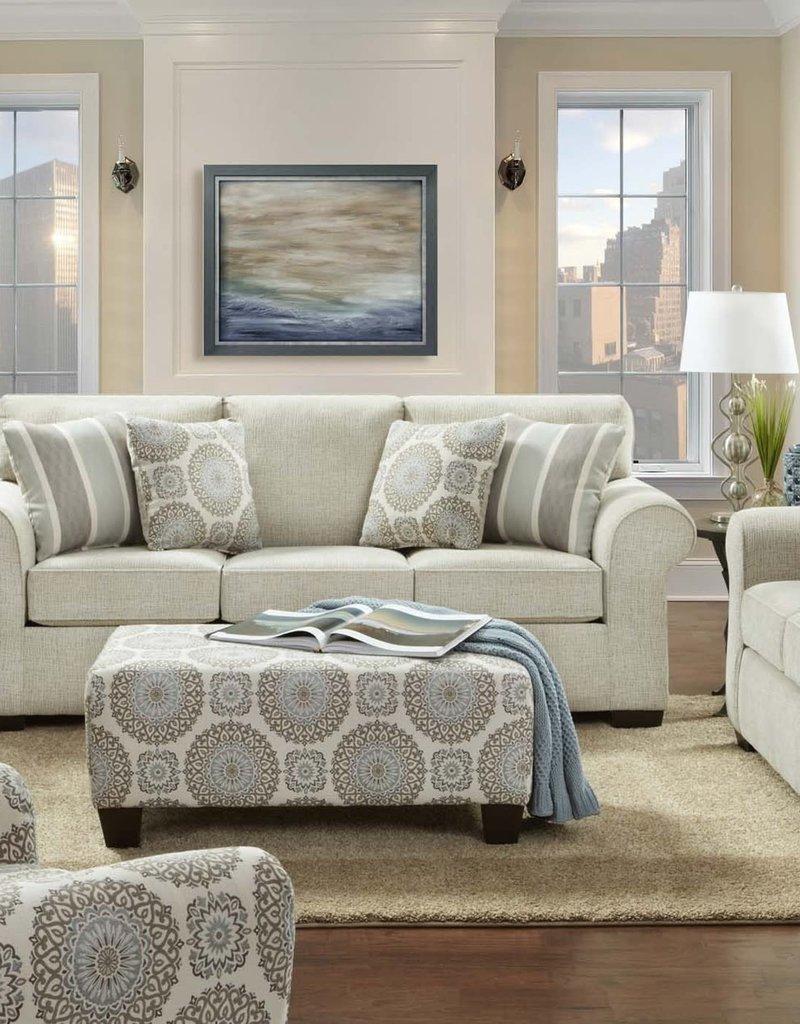 SouthCo Charisma Linen Sofa