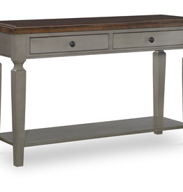 Whitewood Vista Sofa Table w/ Drawer