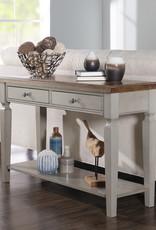 Whitewood Vista Sofa Table w/ Drawer