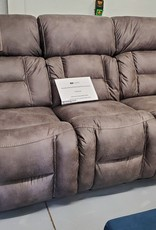 United Dorado Charcoal Sofa with Power
