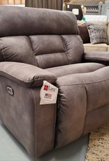 United Dorado Charcoal Cuddler-Recliner W/ Power