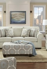 SouthCo Charisma Linen Sofa and Loveseat