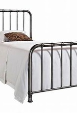 Standard Furniture Tristan Metal Bed - Queen Bed