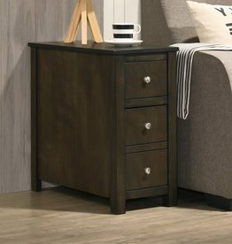Crownmark Isaac Chair Side Table
