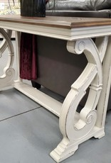 Crownmark Clementine Sofa Table