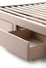 Malouf Malouf Upholstered Platform Bed