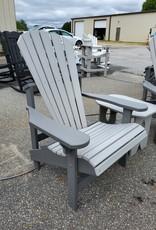Home Decor Adirondack Chair - Stationary High Back