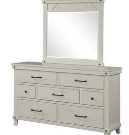 Bernards Woodland Creek Dresser/Mirror