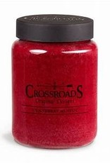 Crossroads Cranberry Muffin Candle