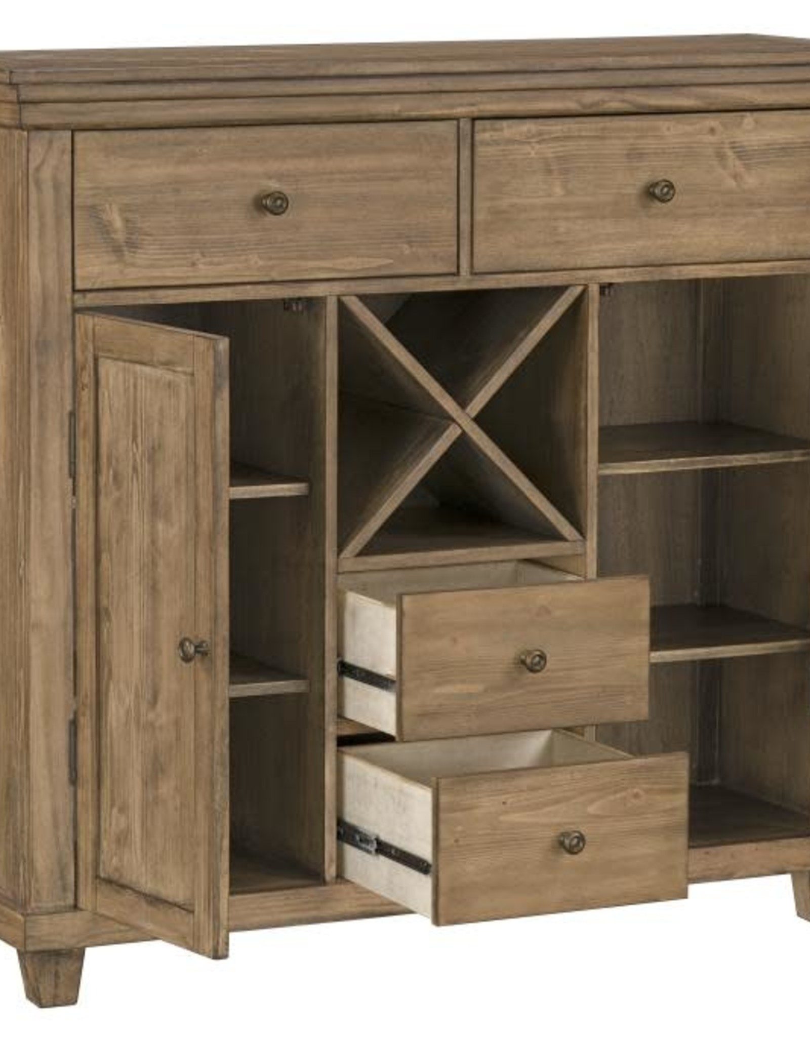 Standard Furniture Weatherwood Server Buffet