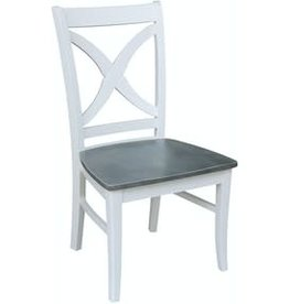 Whitewood Cosmopolitan Salerno Chair (specify color)