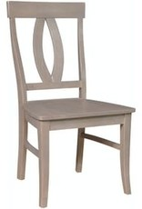 Whitewood Cosmopolitan Verona Chair (Specify 1 of 4 Colors)