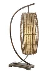 "Crestview Baja Downbridge Lamp 30"" tall"