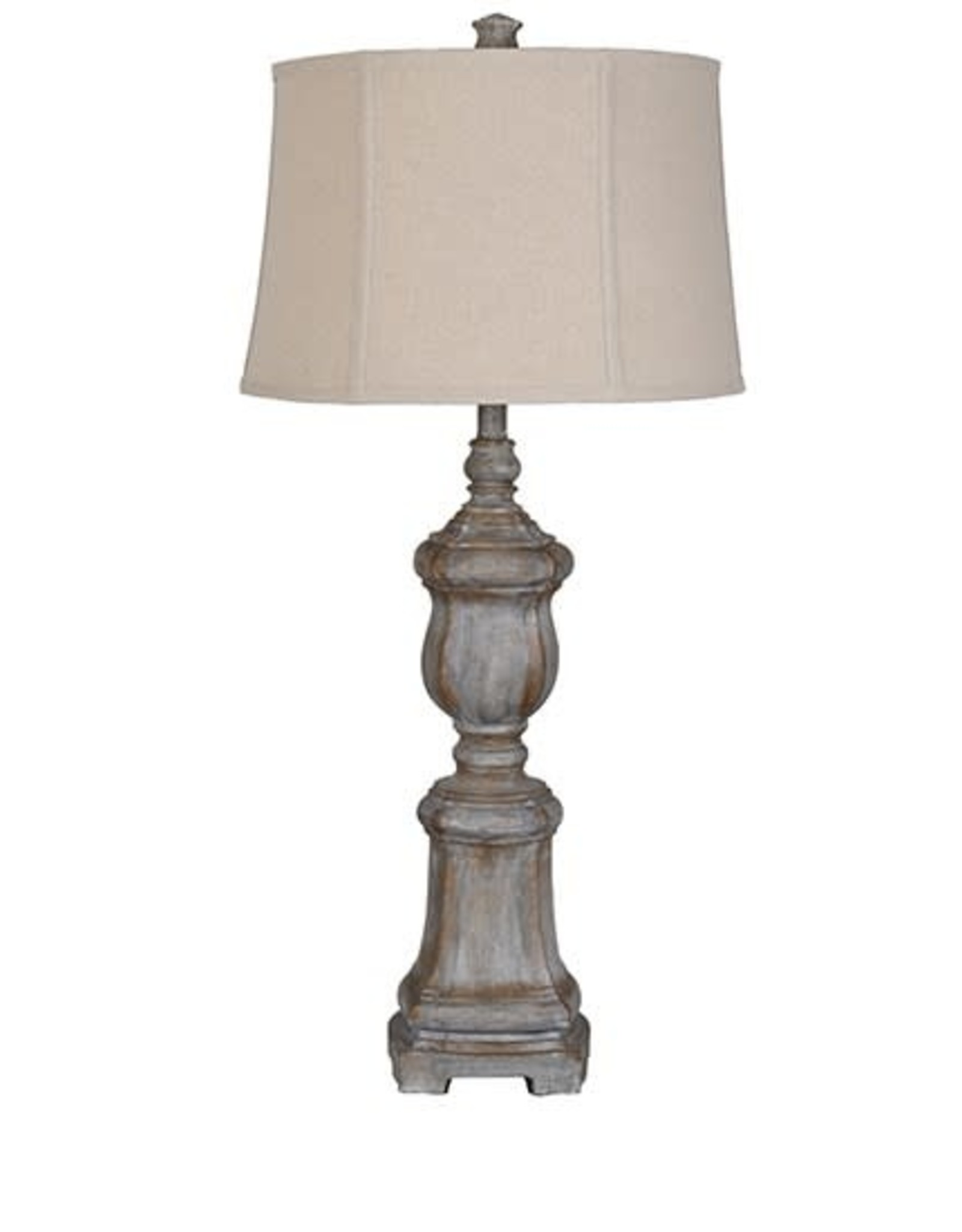 "Crestview Ridgeline Table Lamp 35.5"" tall"