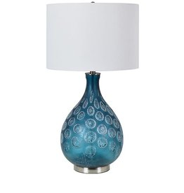 Crestview Pearson Table Lamp