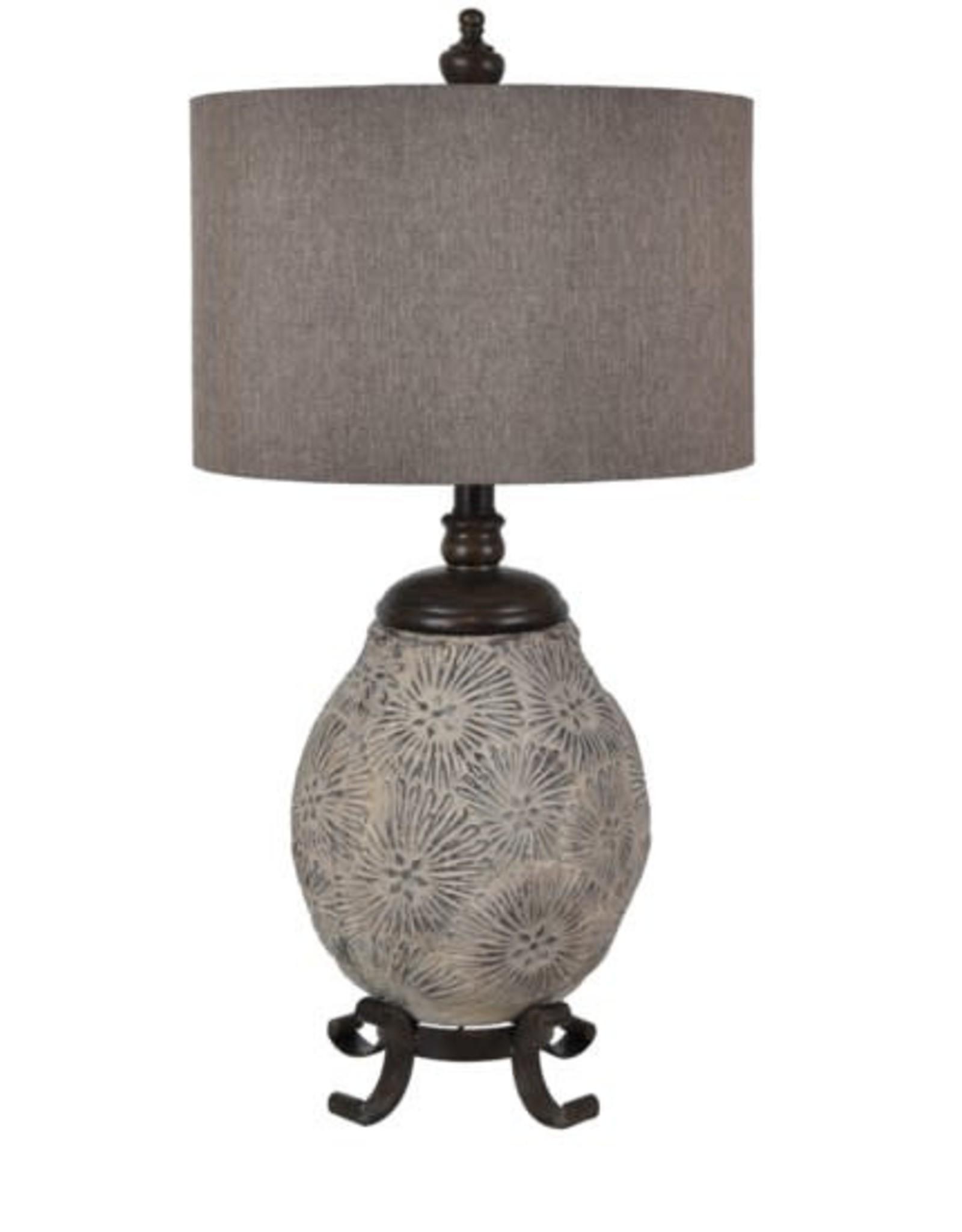 Crestview Sun River Table Lamp