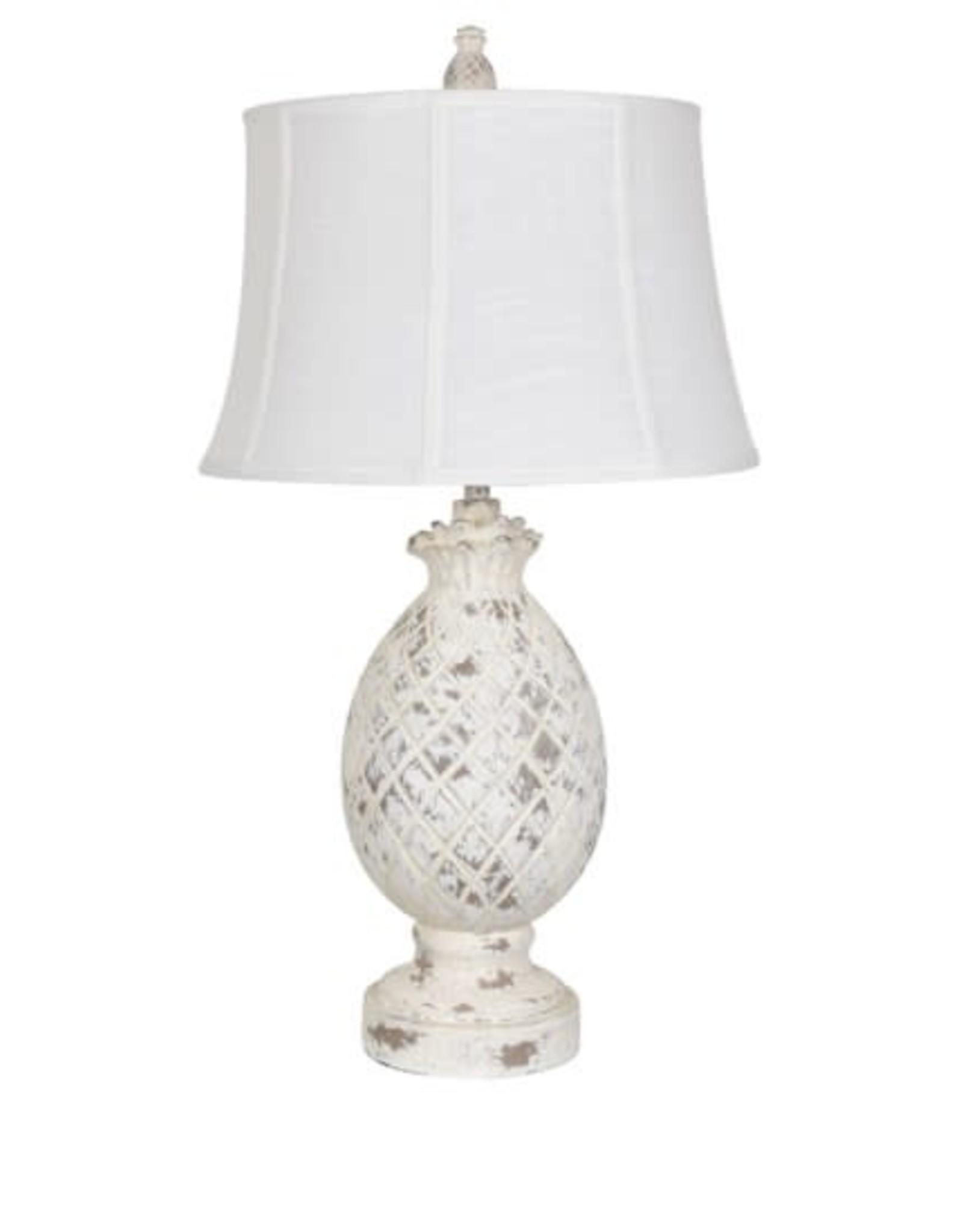 Crestview Pineapple Table Lamp