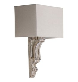 Crestview Corbal Wall Sconce