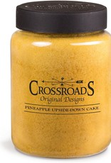 Crossroads Pineapple Upside Down Cake Candle