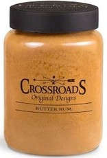 Crossroads Butter Rum Candle