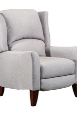 United 6004 Lorna Push-Back Reclining Chair - Recliner