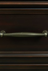 SouthCo Slater Chest of Drawers - Black