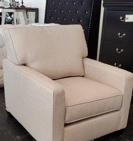 JP Home Carly Track Arm Club Chair