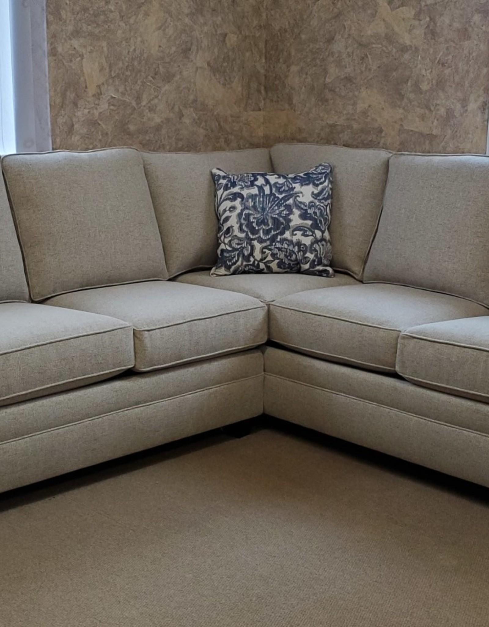 JP Home Tess Track Arm Corner Sofa Sectional  (Specify color)