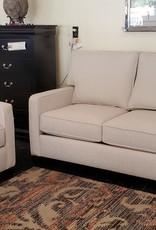 JP Home Carly Track Arm Sofa