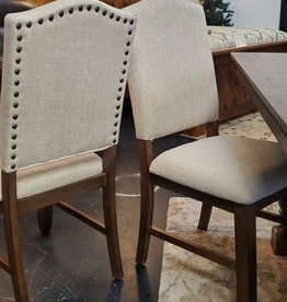 Crownmark Regent Upholstered Dining Side Chair