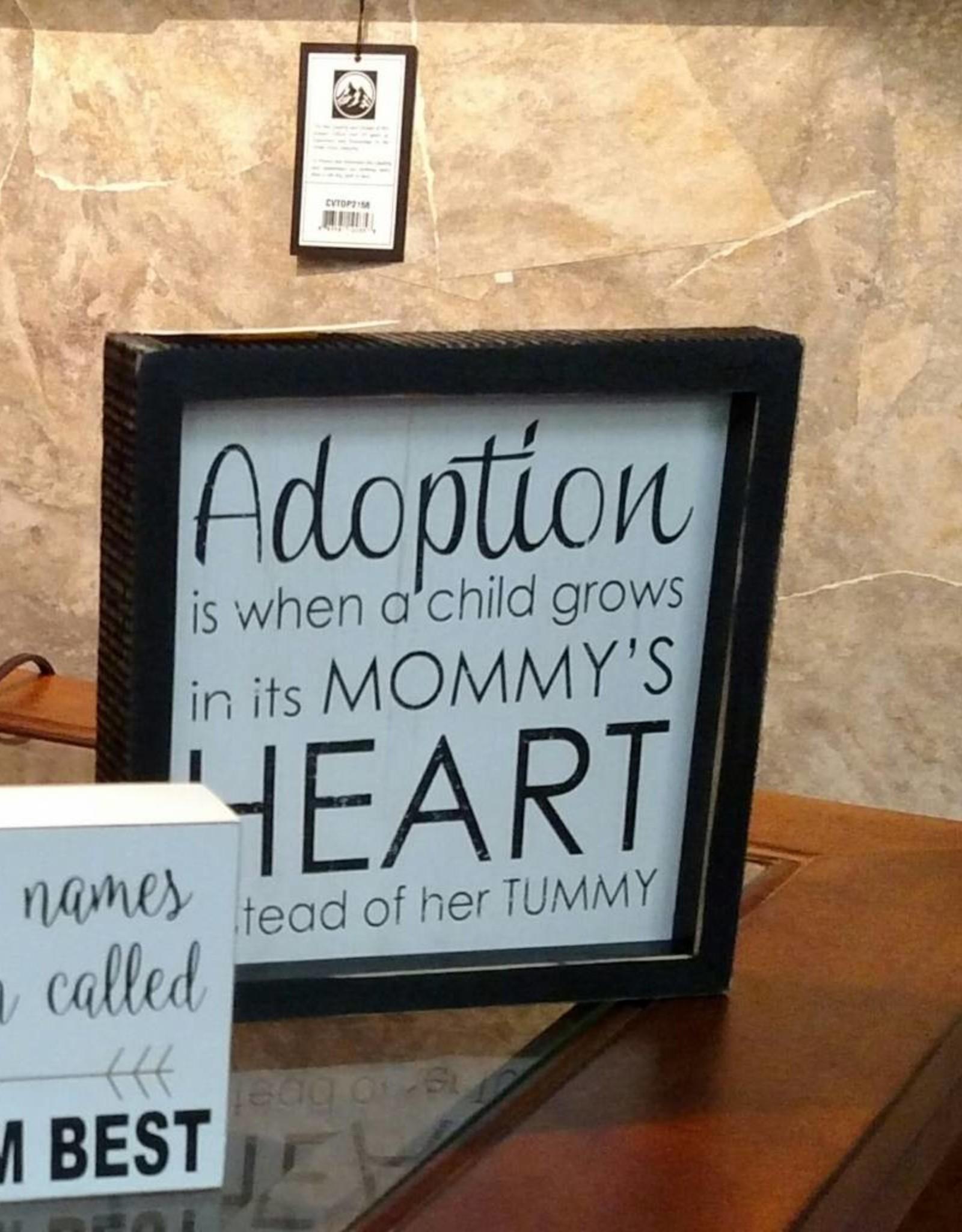 Adams & Co Adoption