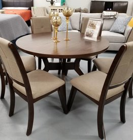 Crownmark Barney Table w/ 6 Chairs