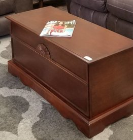 Bernards Blanket Chest - Cherry