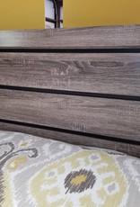 Crownmark Farrow Bed Driftwood - Queen