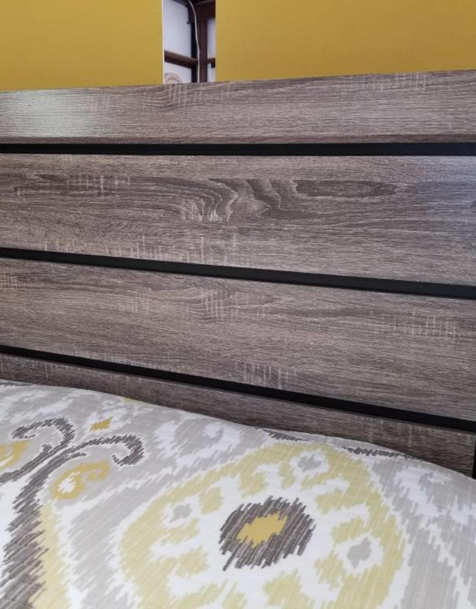 Crownmark Farrow Bed Driftwood - Twin