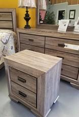 Crownmark Farrow Driftwood Dresser w/ Mirror