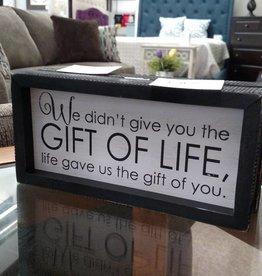 Adams & Co Gift of Life