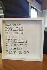 Adams & Co Grandkids are best
