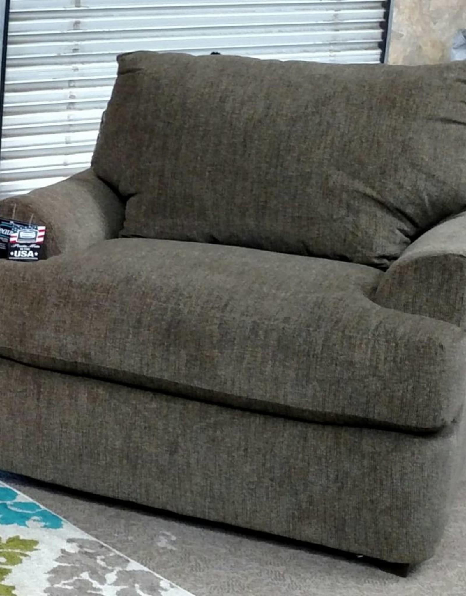 Lane Grandstand Flannel Chair 1/4