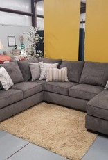 Harlow Ash Sectional Bargain Box And Bunks