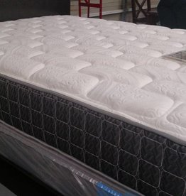Corsicana 800 Series Hillandale Firm Mattress Set - Queen