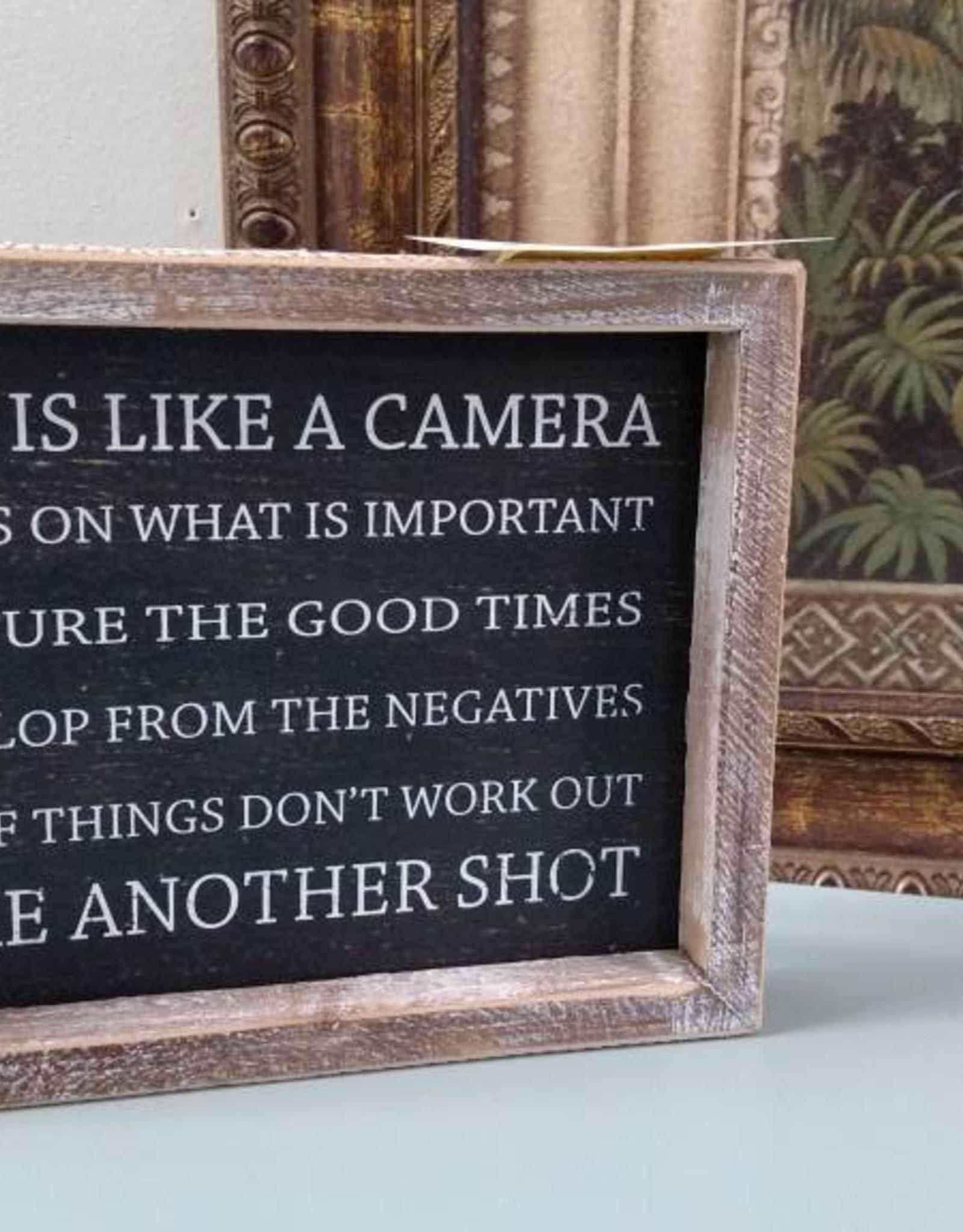 Adams & Co Life is Camera